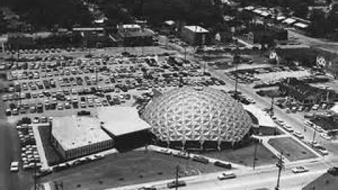 Virginia Beach Dome Alternative name Virginia Beach Convention Center, Alan B. Shepard Convention Center, Alan B. Shepard Civic Center