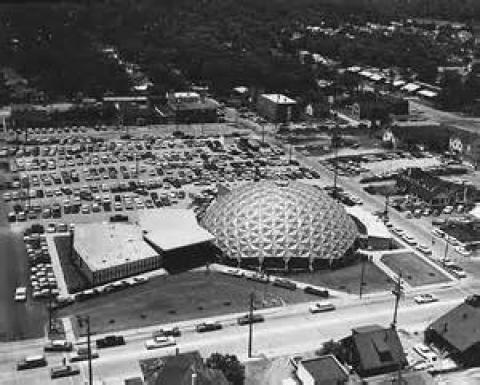 Virginia Beach Dome Alternative name Virginia Beach Convention Center, Alan B. Shepard Convention Center, Alan B. Shepard Civic Center
