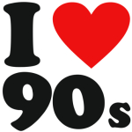 Group logo of All Things 90s