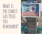 Gas Post